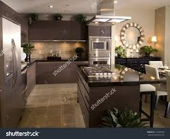 Interior Kitchen Sleek Modern Kitchen Interior Design Ideas In Kitc 1063x752