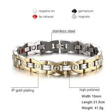 bracelet health magnetic images Health magnetic bracelet for pain relief garado jpg