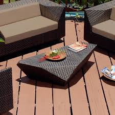 rattan coffee table perfect for your home boundless table ideas