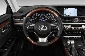 lexus sedan reviews 2017 2017 lexus es350 steering wheel interior photo automotive com