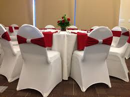 white folding chair covers make wedding chair covers or draped the home redesign