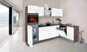K Henzeile Respekta Economy L Form Winkel Küche Küchenzeile Eiche York Weiss