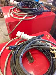lincoln electric idealarc r3r 600 i air arc and mma welding machine