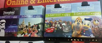 tickets gift card the best prices around for disneyland and california adventure tickets