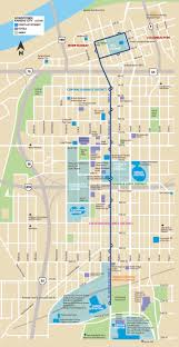 Map A Running Route by The Kc Streetcar Route Kansas City U0027s Modern Transit Option