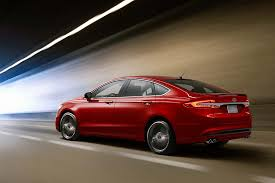 2017 ford fusion overview cars com