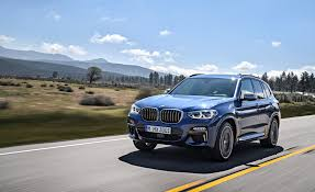 bmw 2018 bmw x3 pictures photo gallery car and driver