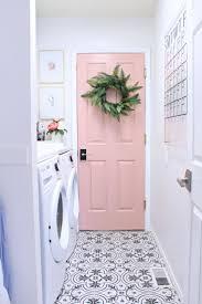 prescott view home reno laundry room makeover behr paint
