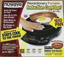 Nuwave Cooktop Manual Portable Induction Cooktop Ebay