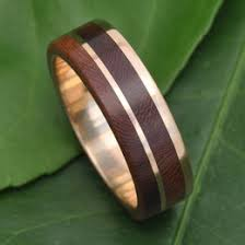 mens wood wedding bands mens wood ring ideas collections