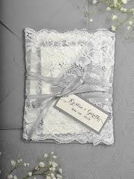 silver wedding invitations silver glitter wedding invitation lace grey invitation 2218169