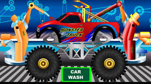 monster truck videos for kids youtube stunt monster truck videos for children kids kidsfuntv d hd