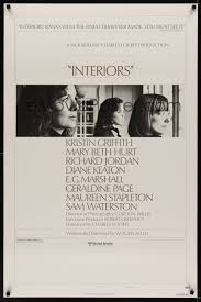 Interiors Woody Allen Emovieposter Com Image For 0969uf Interiors Style B 1sh U002778 Woody