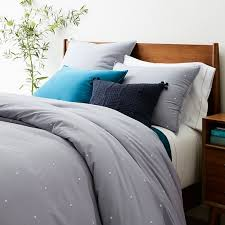 West Elm Duvet Covers Sale Organic Washed Cotton Duvet Cover Shams West Elm