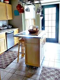 how to an kitchen island how we added legs to our kitchen island parrish place