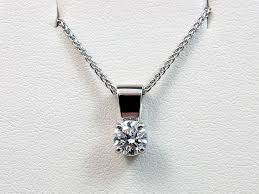 white colour necklace images Hand made diamond and precious stone pendants glasgow west end jpg