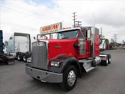 buy new kenworth truck used kenworth trucks for sale arrow truck sales