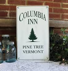 White Christmas Movie Ornaments by Columbia Inn Pine Tree Vermont Dreaming Of A White Christmas