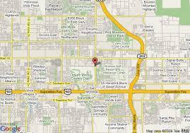 mesa az map map of arizona golf resort hotel mesa