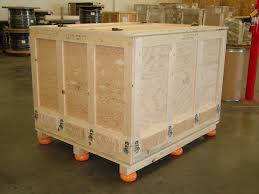 wood crates expendable packaging nefab america