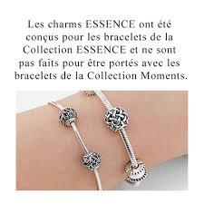 bracelet charm pandora images Charm essence sagesse pandora fr pandora estore jpg