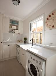 Kitchen And Laundry Design Laundry Room In Kitchen Design Ideas