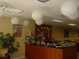terrific christmas office decorating ideas for work door