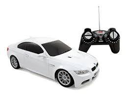 remote control car lights amazon com bmw m3 series remote control rc sports car 1 18 scale