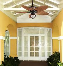 Ceiling Fan With 4 Lights by Ceiling Fan Ceiling Fan Tropical Style 5 Blade And 4 Light