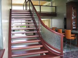 Stairway Banister Glass Stairway Railings And Deckings From Bell Mirror U0026 Glass