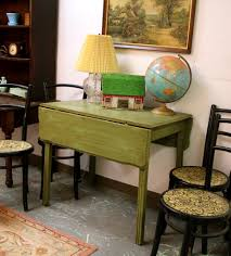 Drop Leaf Table With Chairs Drop Leaf Dining Table And Chairs Saving Space With Drop Leaf