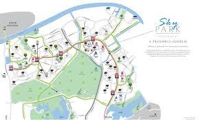 Ces Map Skypark Residences Ec Skypark Residences Ec Executive
