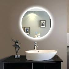 battery operated wall mounted lighted makeup mirror wall mounted lighted mirror msdesign me