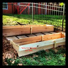 building a raised bed on a slope cute birthday ideas