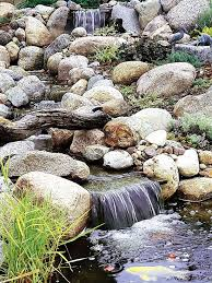 Backyard Waterfalls Ideas Stunning Pond Waterfall Design Ideas Ideas Decorating Interior