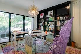 eclectic home designs eclectic office 15 motivational eclectic home office designs you