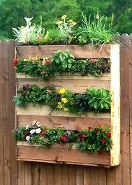 diy vertical herb garden vertical herb planter pallet vertical planter inspiring pallet