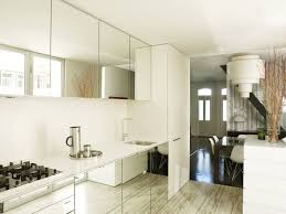 Mirrored Kitchen Cabinets 1000 Images About Mirrored Kitchen On Pinterest Natale Italian