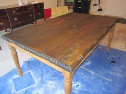 refinish dining room table pine remodel and decors image of refinish dining room table design ideas