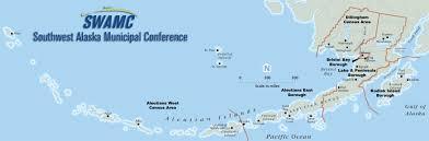 Map Of Aleutian Islands Regional Profile