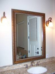 styles of mirrors for bathrooms home design and decor ideas