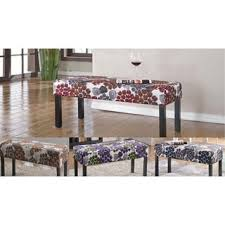 Purple Upholstered Bench Purple Shop The Best Deals For Nov 2017 Overstock Com