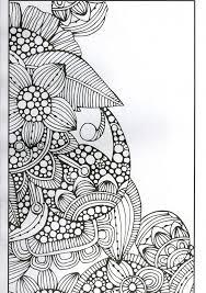 coloring book art therapy volume 2 por bysarahrenaeclark