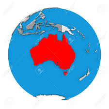 australia on globe wallpaper 389838 new map lapiccolaitalia info