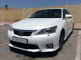 lexus rx350 sale uae 2012 lexus ct200h for sale aed 50 000 white 8768
