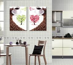 art kitchen wall art canvas painting for dining room canvas wall