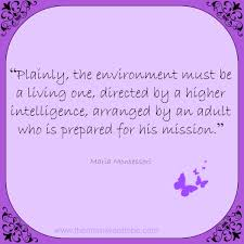 quote about learning environment purposeful learning with pre schoolers sensory play the mom i