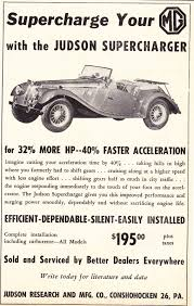 the original mgtd midget aftermarket and dealer add ons