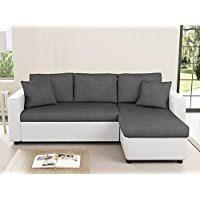 canapé d angle 200x200 amazon fr canapé d angle canapés et divans salon cuisine