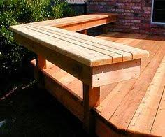 how to build deck bench seating adding a bench seat to an existing deck diy pinterest bench
